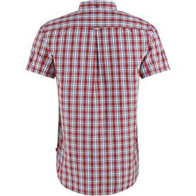 Fjällräven Övik SS Shirt Men deep red